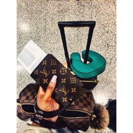 Travel In Style - Louis Vuitton!