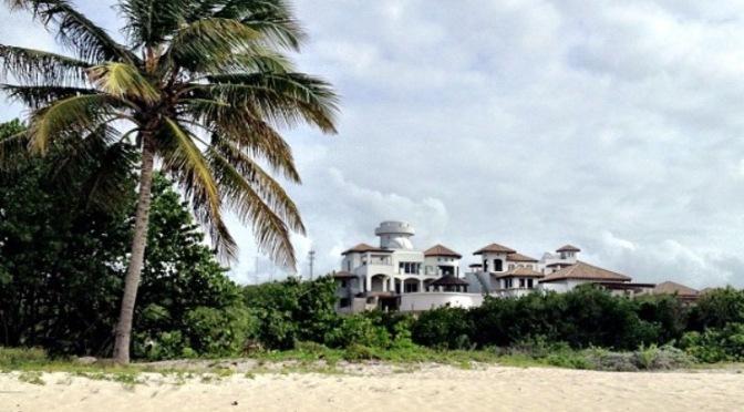 Mermaid Island – Anguilla!